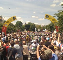 TdF Grd Depart London Amsterdam Picture 2