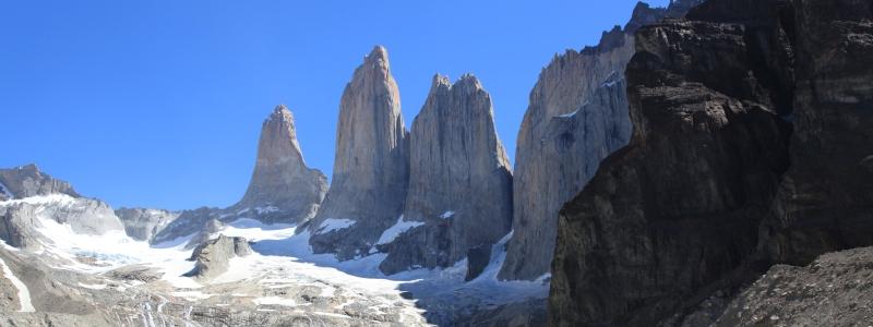 Torres del Paine Patagonia Trek Picture 1