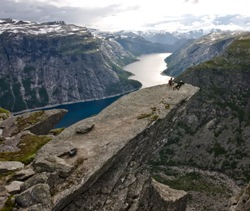 Norwegian Trolltunga Trek Picture 2