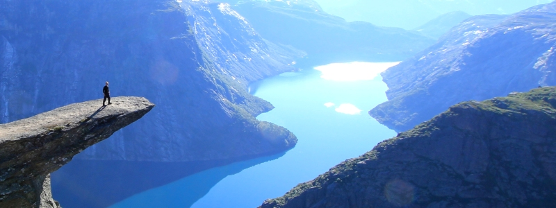 Norwegian Trolltunga Trek Picture 1