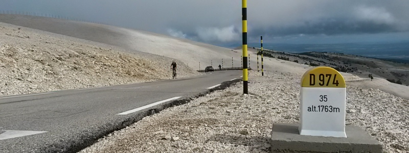 Mont Ventoux Cycle Event Picture 1