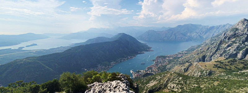 Montenegro Bay of Kotor Trek Picture 1