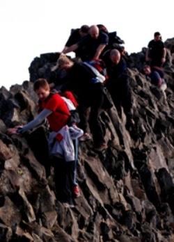 Welsh 3000s Challenge Trek Picture 2