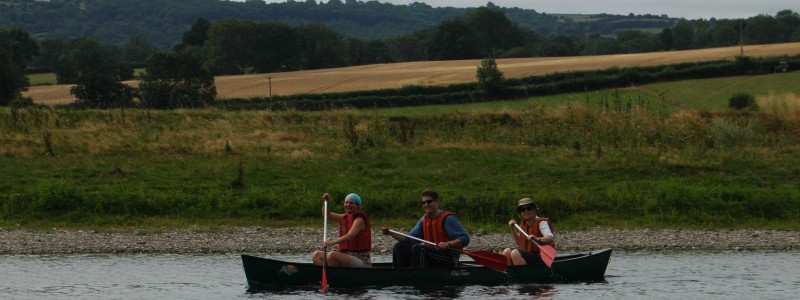 Lower River Wye Paddle Challenge Picture 1