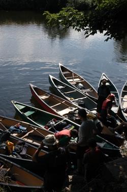 Thames Canoe Marathon Challenge Picture 3
