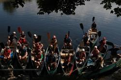Thames Canoe Marathon Challenge Picture 2