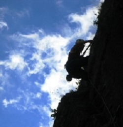Burrington Beginners Climbing Picture 3