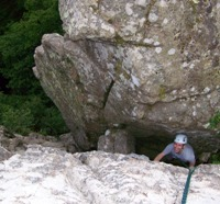 Symonds Yat Climbing Sessions Picture 3