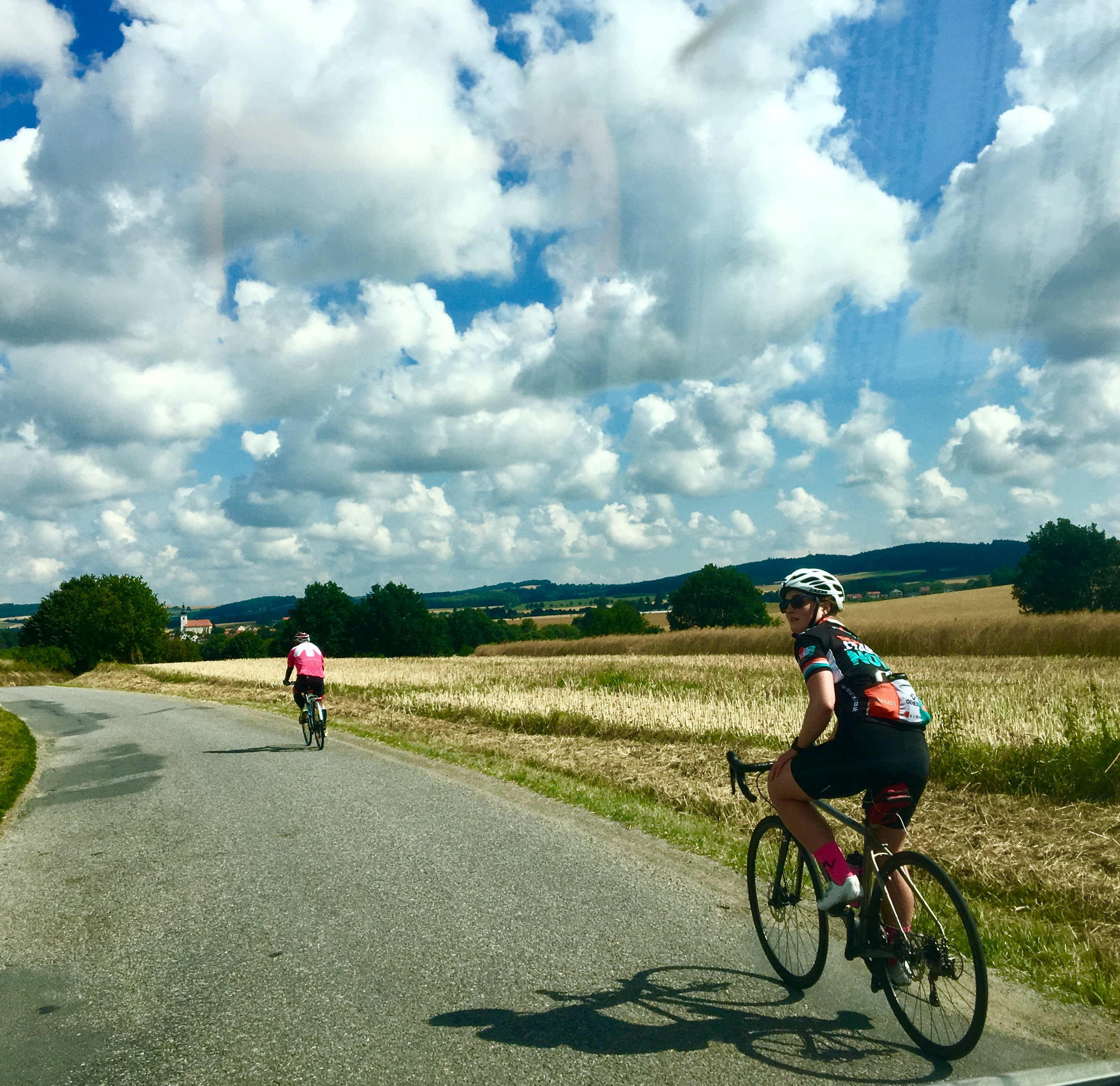 Budapest to Vienna Cycle Picture 2