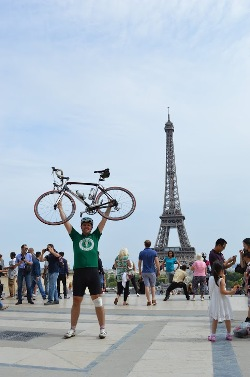 Cycle London To Paris 24hr Extreme Picture 3