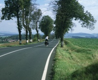 Frankfurt to Paris Enduro Cycle Challenge Picture 3