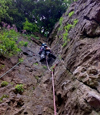 Symonds Yat Climbing Sessions Picture 2