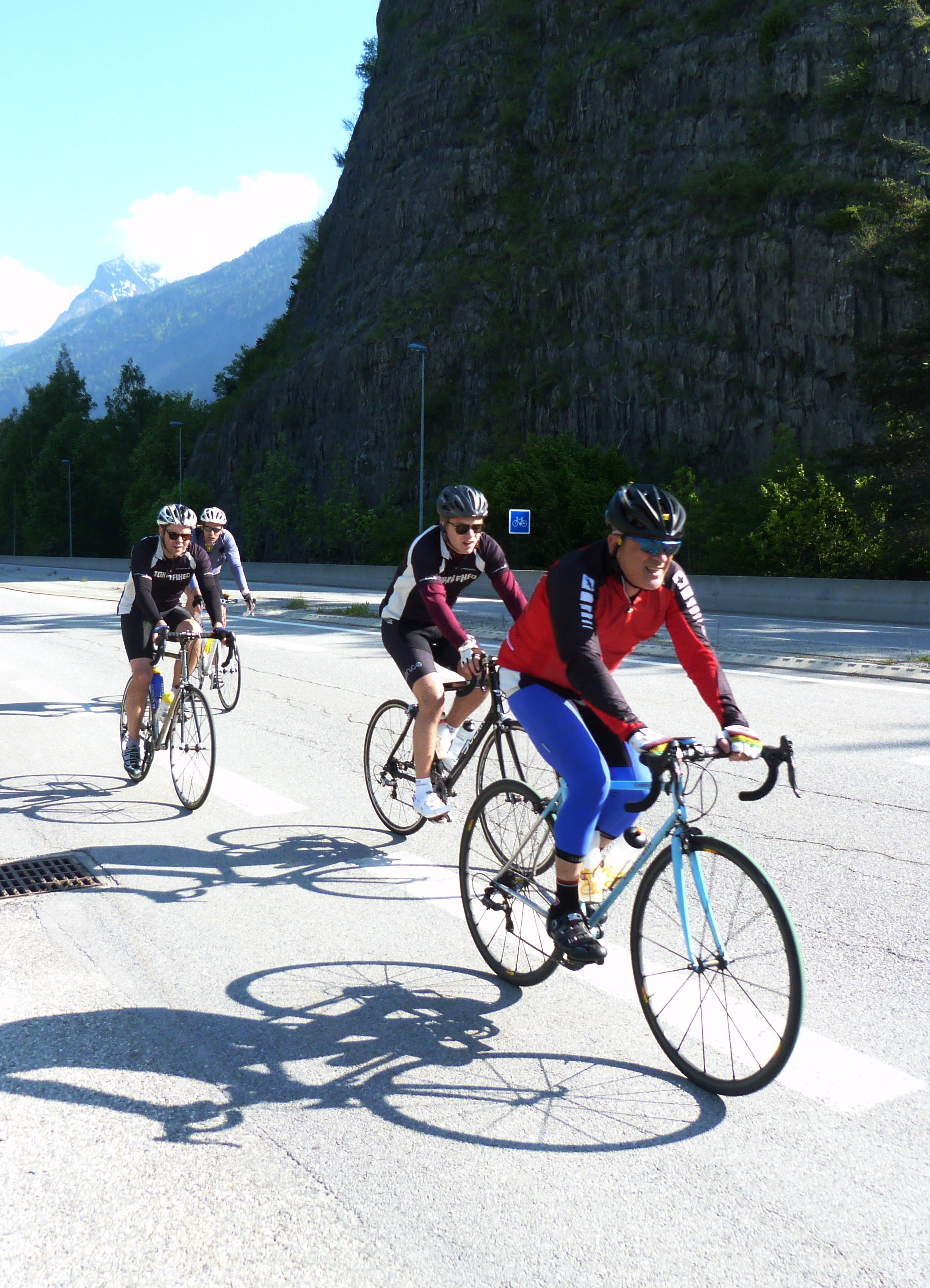 Zurich to Milan via Stelvio Bike Picture 2