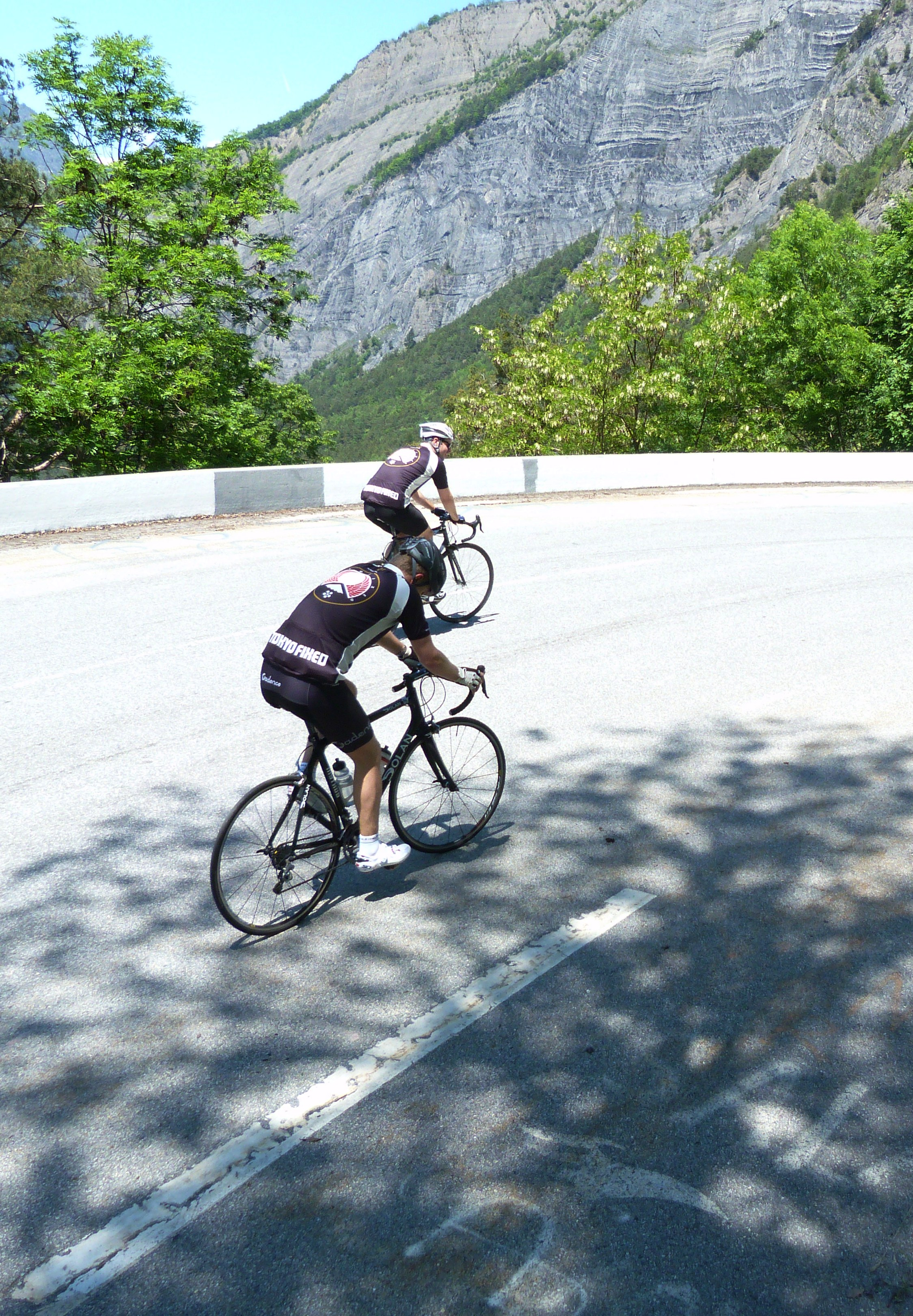 Zurich to Milan Bike Challenge Picture 3