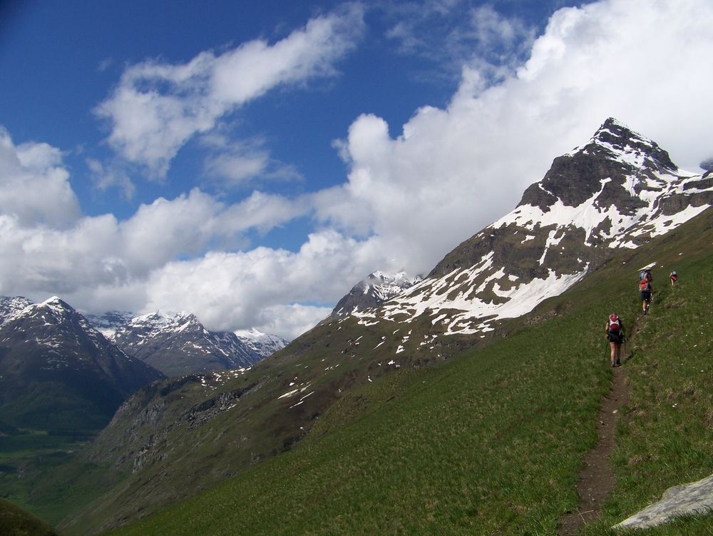 A trek through the French Alps from Lake Geneva to the Mediterranean, this trek takes around 5 weeks in total but is perfect to split into smaller stages. from Mont Blanc to the Alpes Maritimes, this is one BIG Trek!