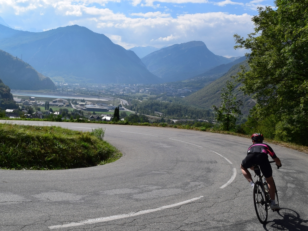 A selection of Itineraries available - incorporating some of the most amazing Alpine passes made famous by the Tour de France. Including the Lacets de Montvernie, Croix de Fer, Glandon, Alped'Huez, Ornon, Fenestre, and Mighty Ventoux!