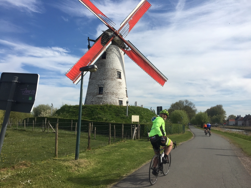 A fascinating trip through Northern Europe - Options for 2 Days, 3 Days, or 4 Days. Via Harwich/Hook of Holland or Dover/Calais/Bruges. Either Route offers fascinating riding and an amazxing finale via the incredible cycle network of Holland.
