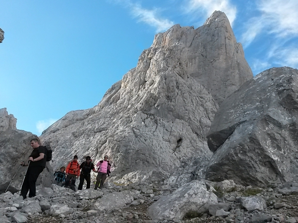 The most compact range of mountains in Europe offers some of our most amazing scenery. From the Cares Gorge to mighty Naranjo de Bulnes - this is a trek not to be missed.